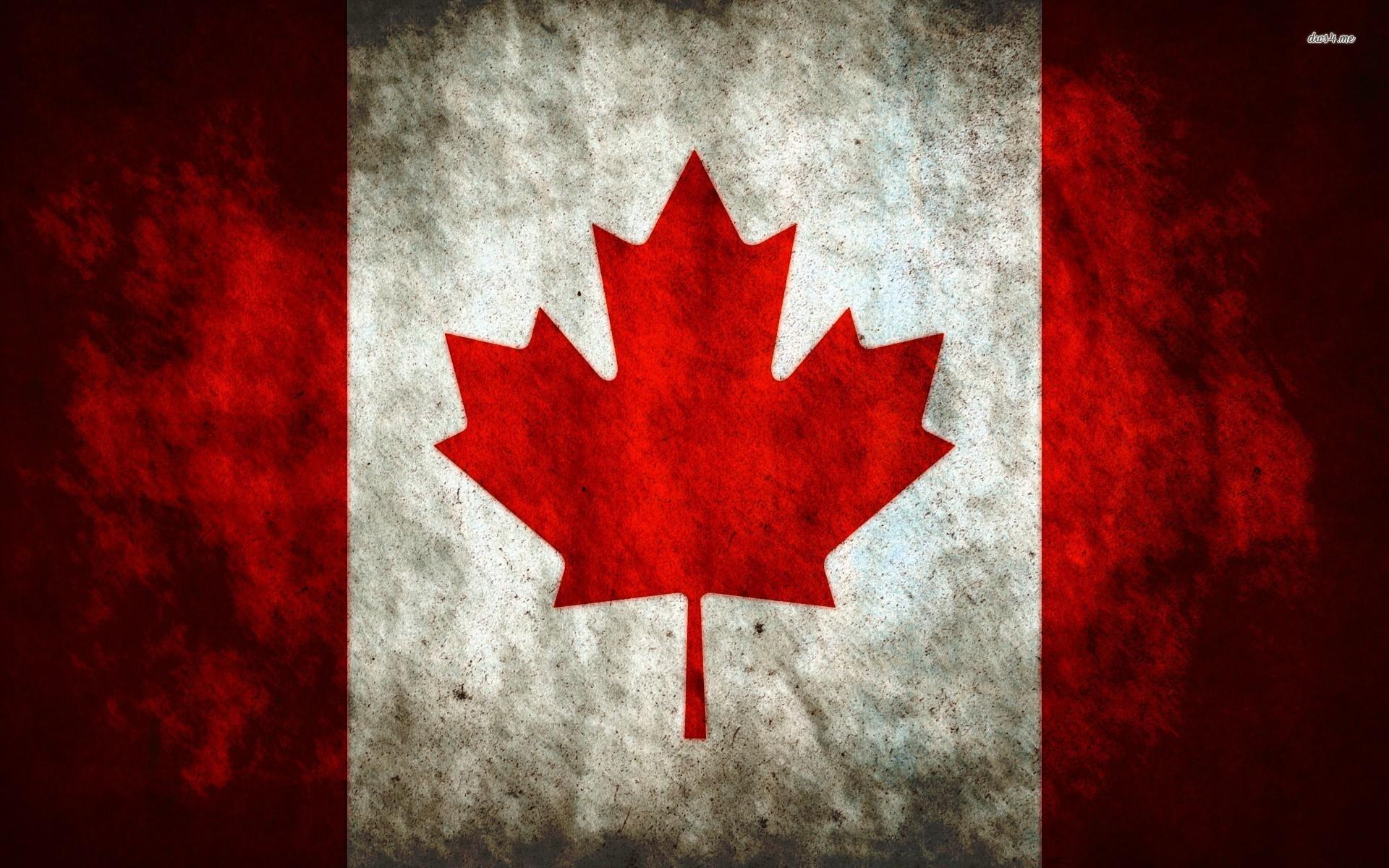 Free Canada Flag Wallpaper