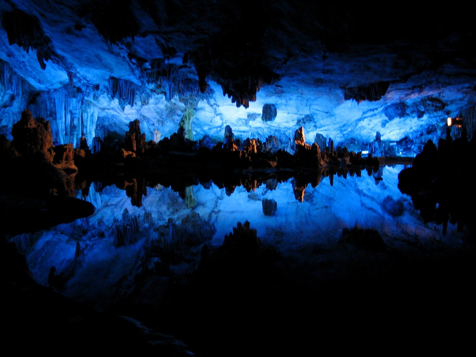 Free Guilin caves pictures