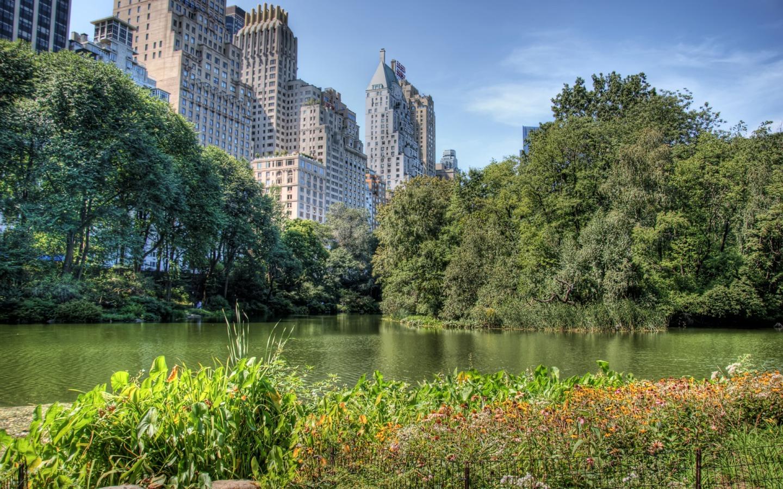 Free Central Park Wallpaper