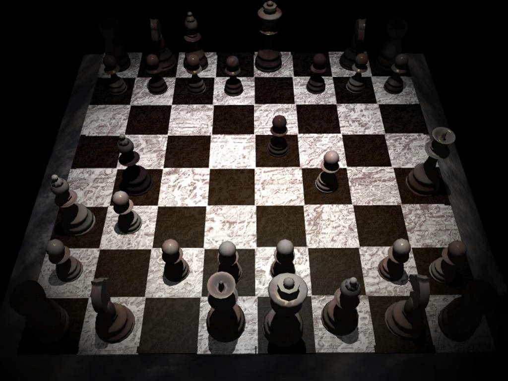 Free Chess Wallpaper