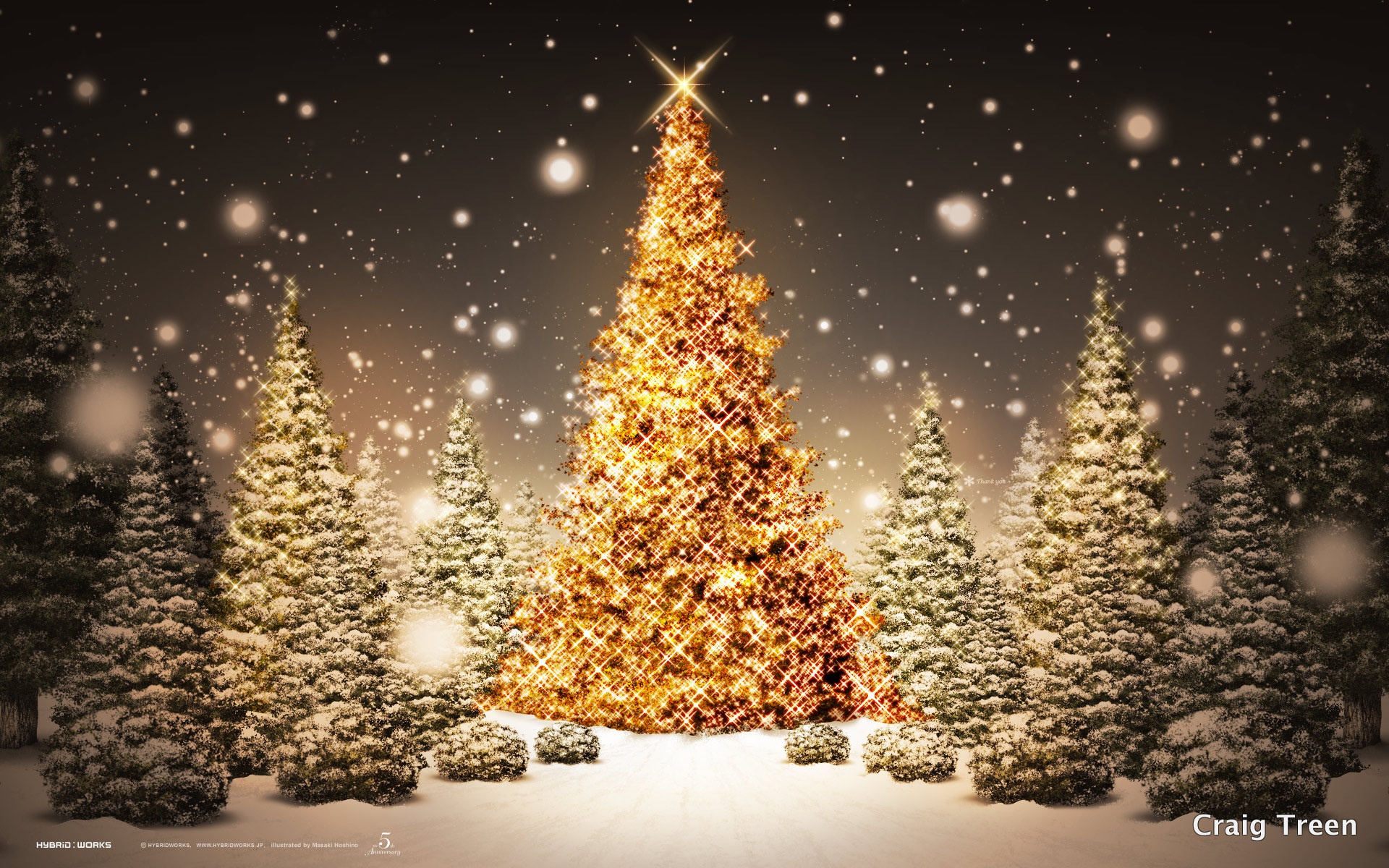 Free Christmas Screensavers