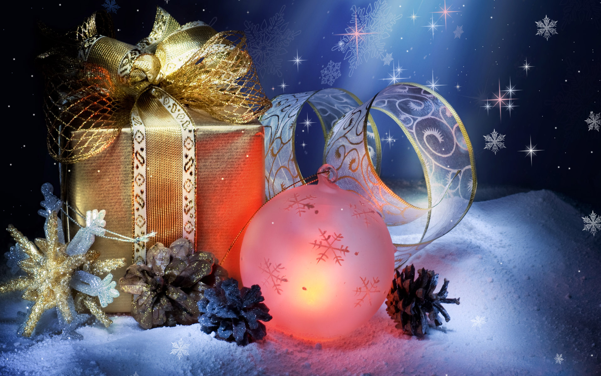 Incredible Free Christmas Desktop Wallpaper