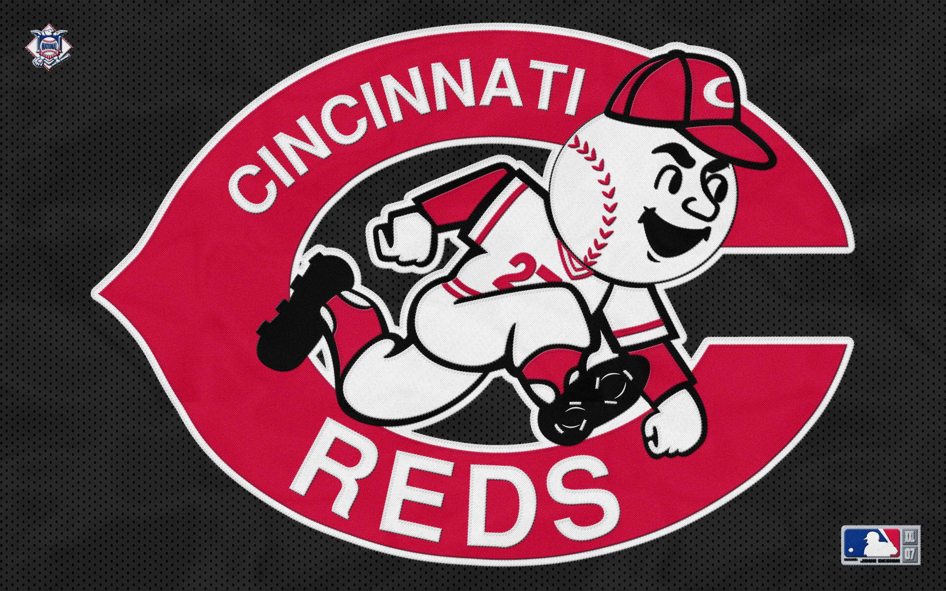 Free Cincinnati Reds Wallpaper