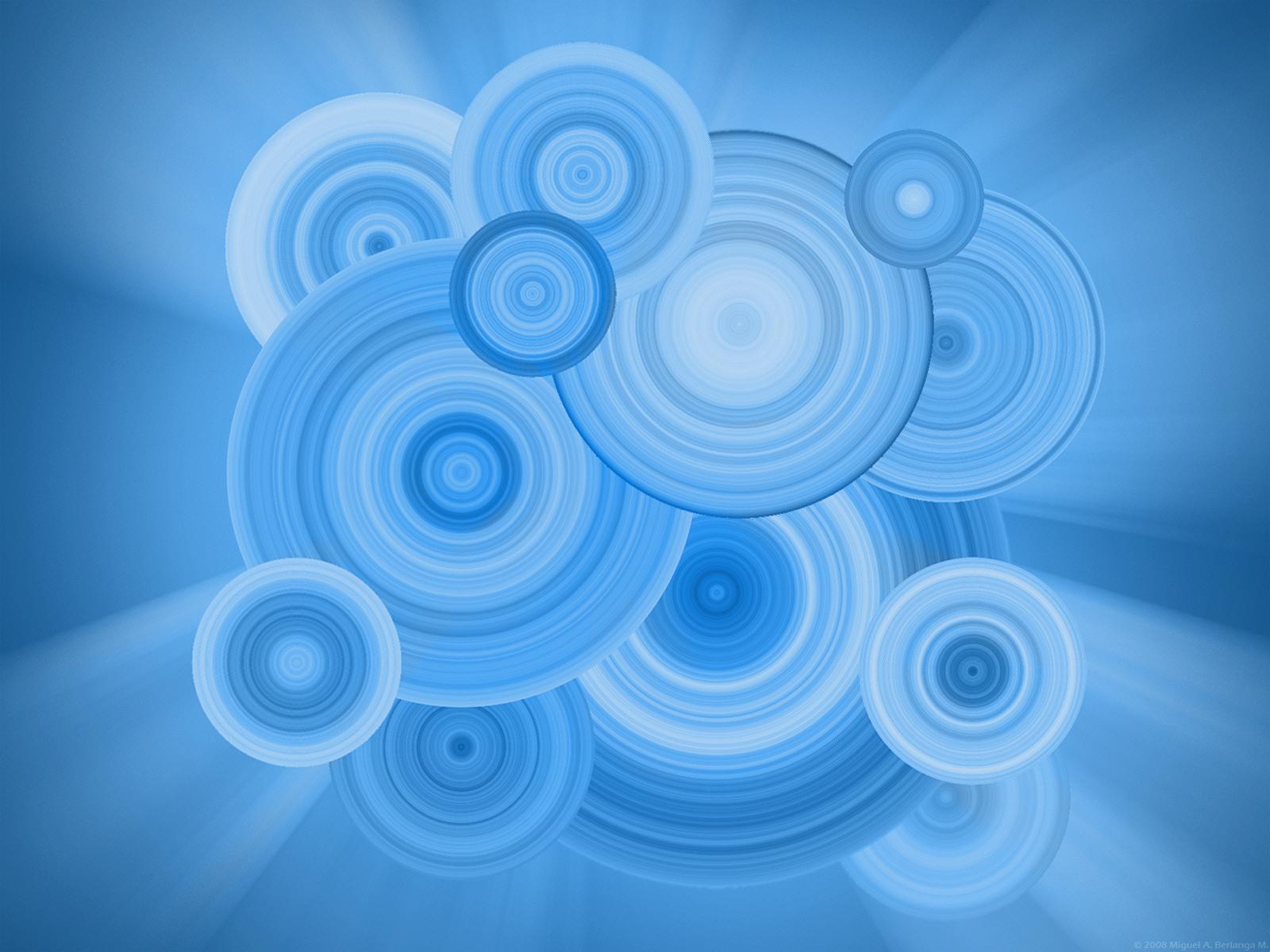 Free Circle Wallpaper