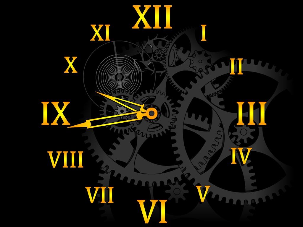 Free Clock Wallpaper 25448 1680x1050 px