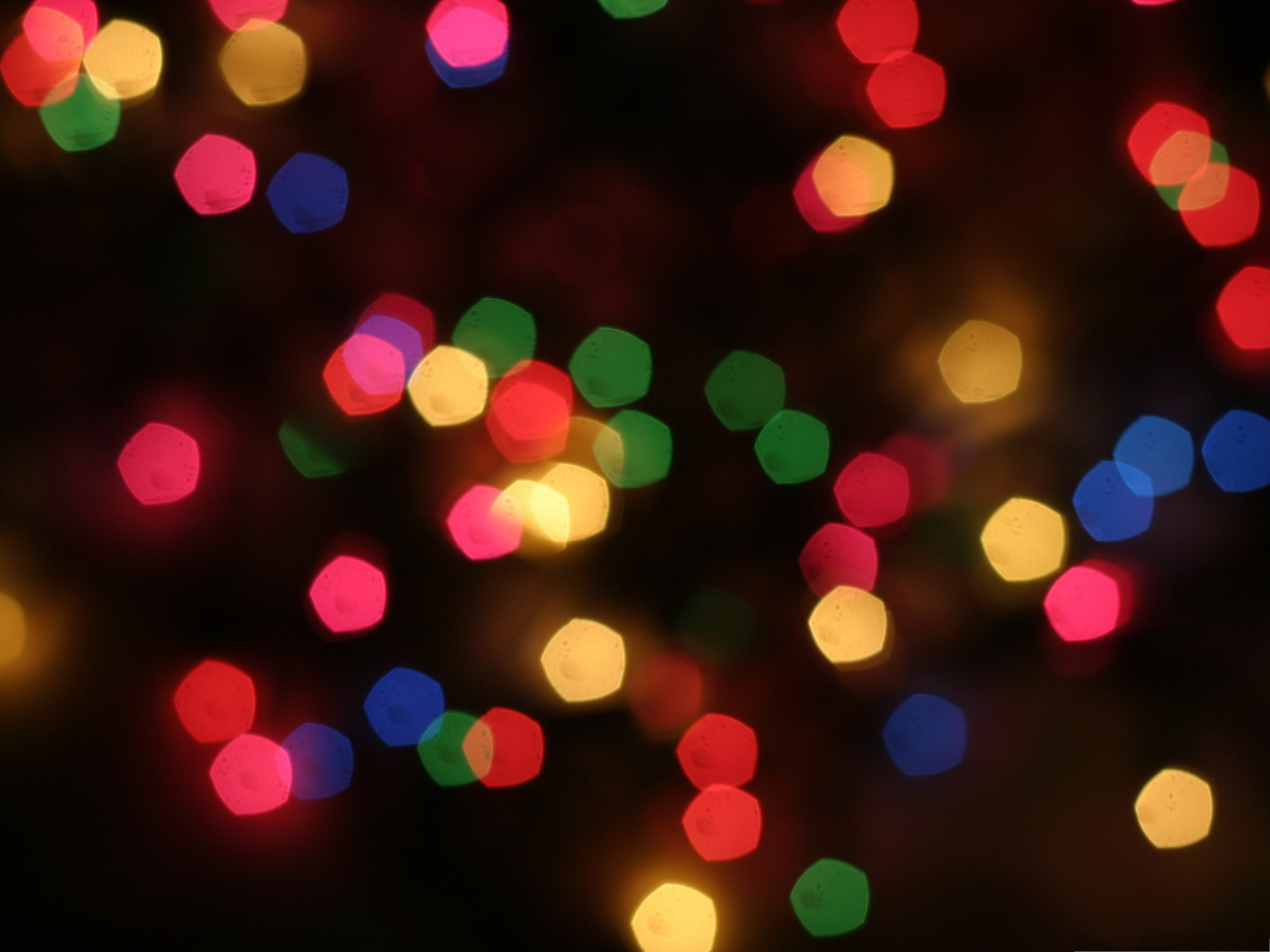 Free Colorful Lights Wallpaper
