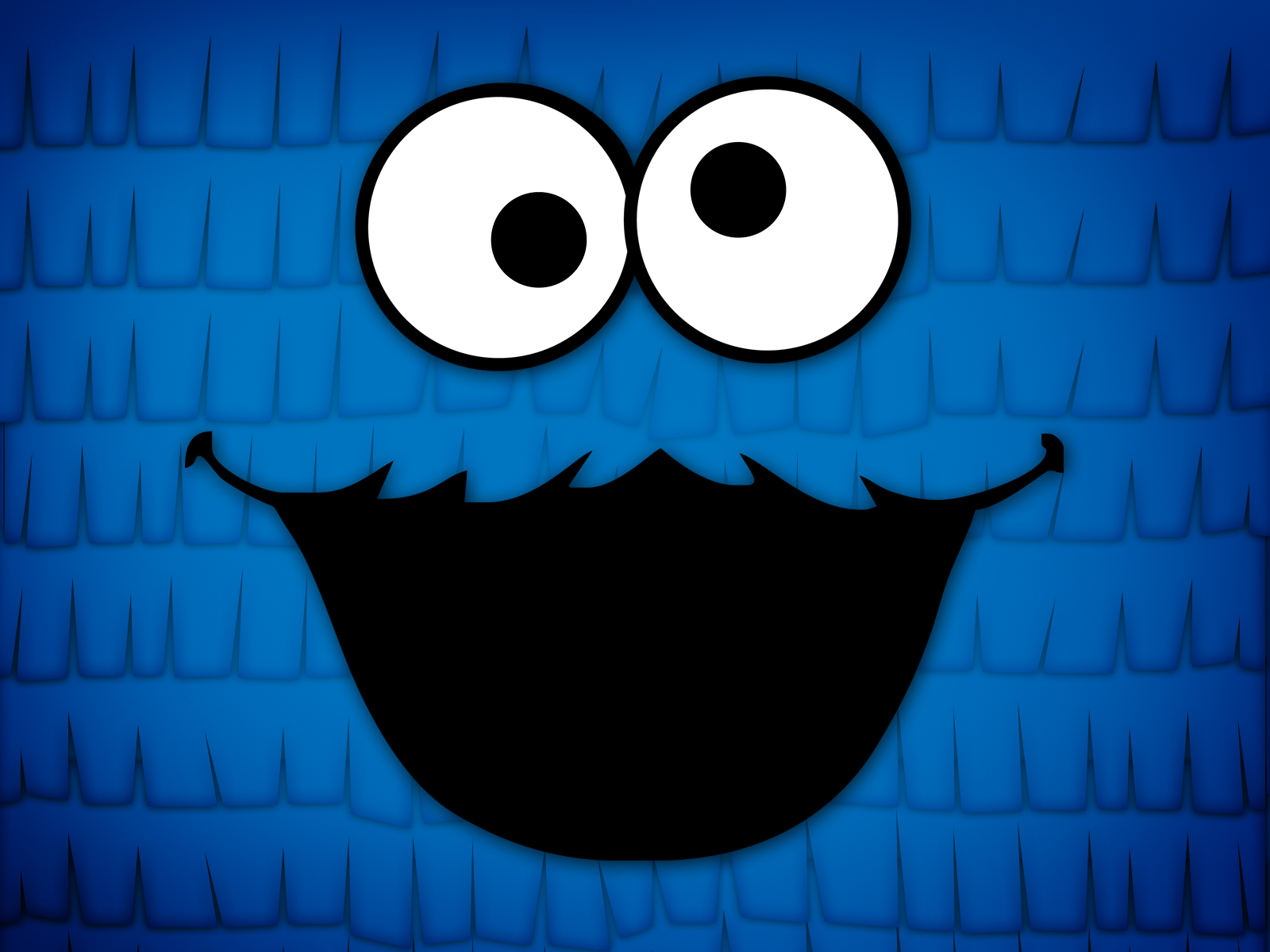 Free Cookie Monster Wallpaper