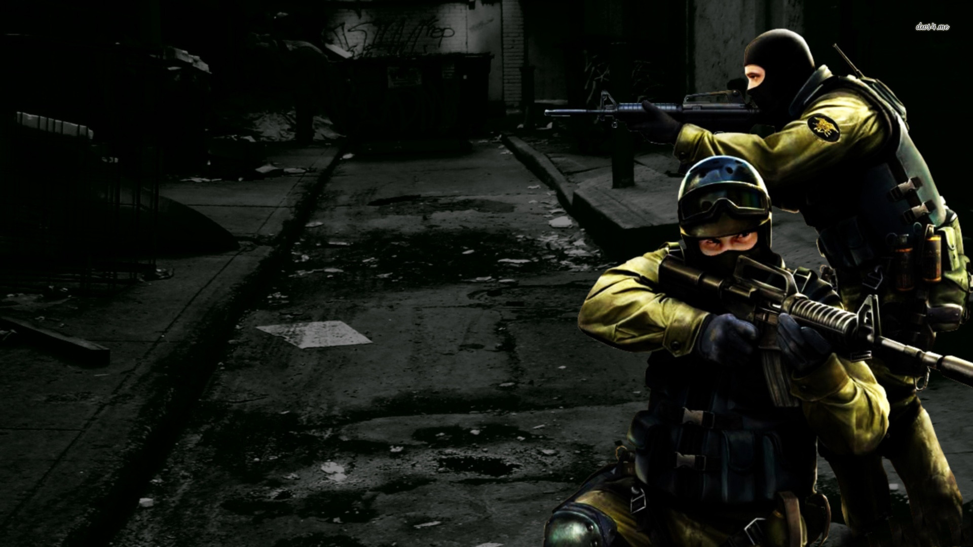 Free Counter Strike Wallpaper