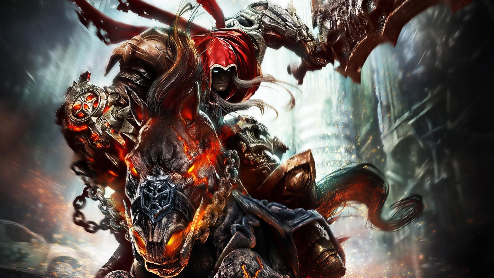 Free Darksiders Wallpaper