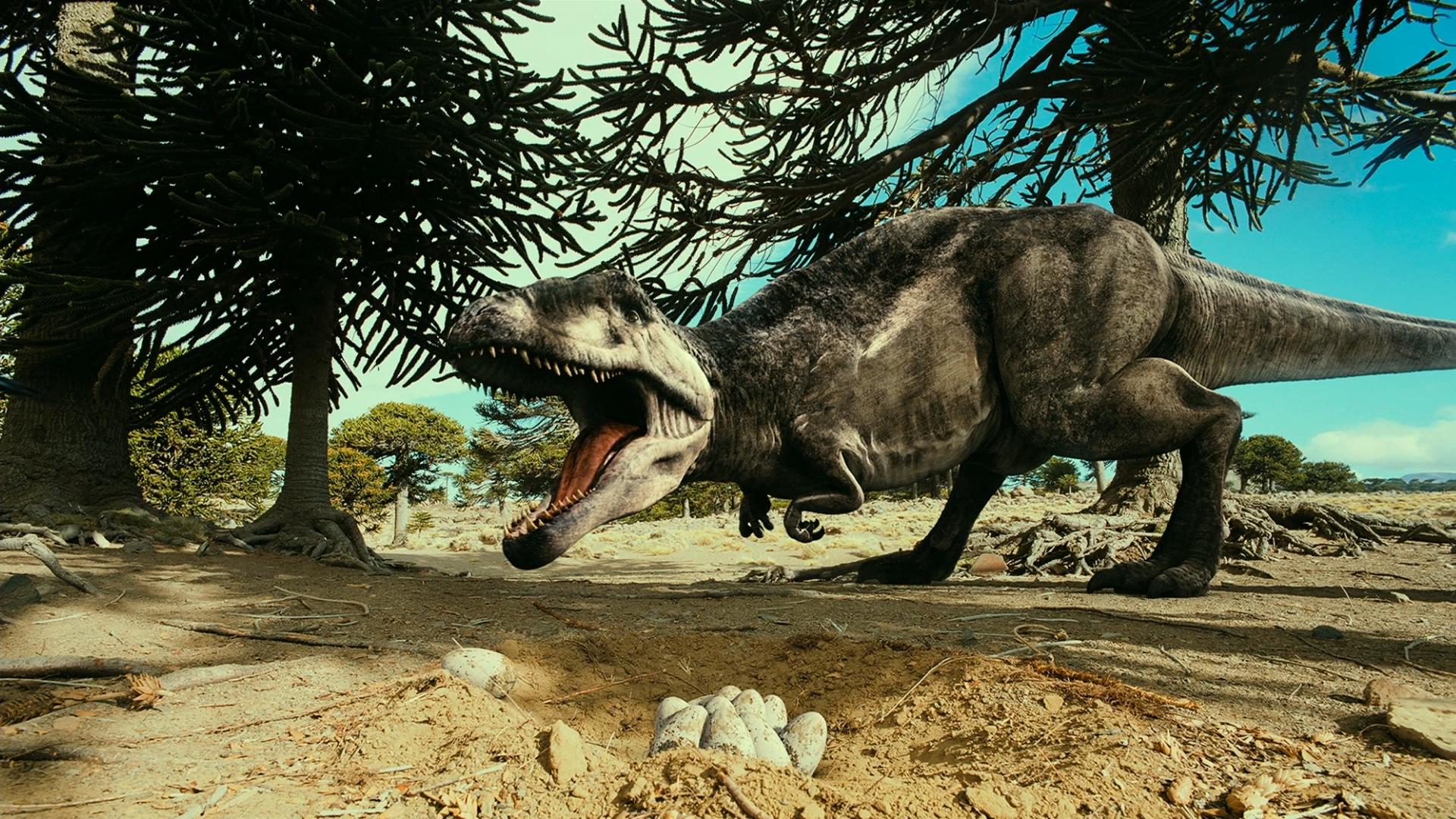 Free Dinosaur Wallpaper