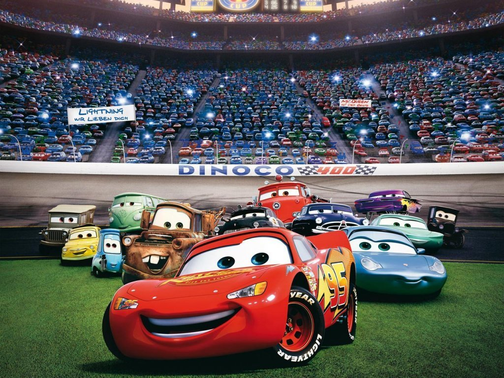 Free Disney Cars Wallpaper