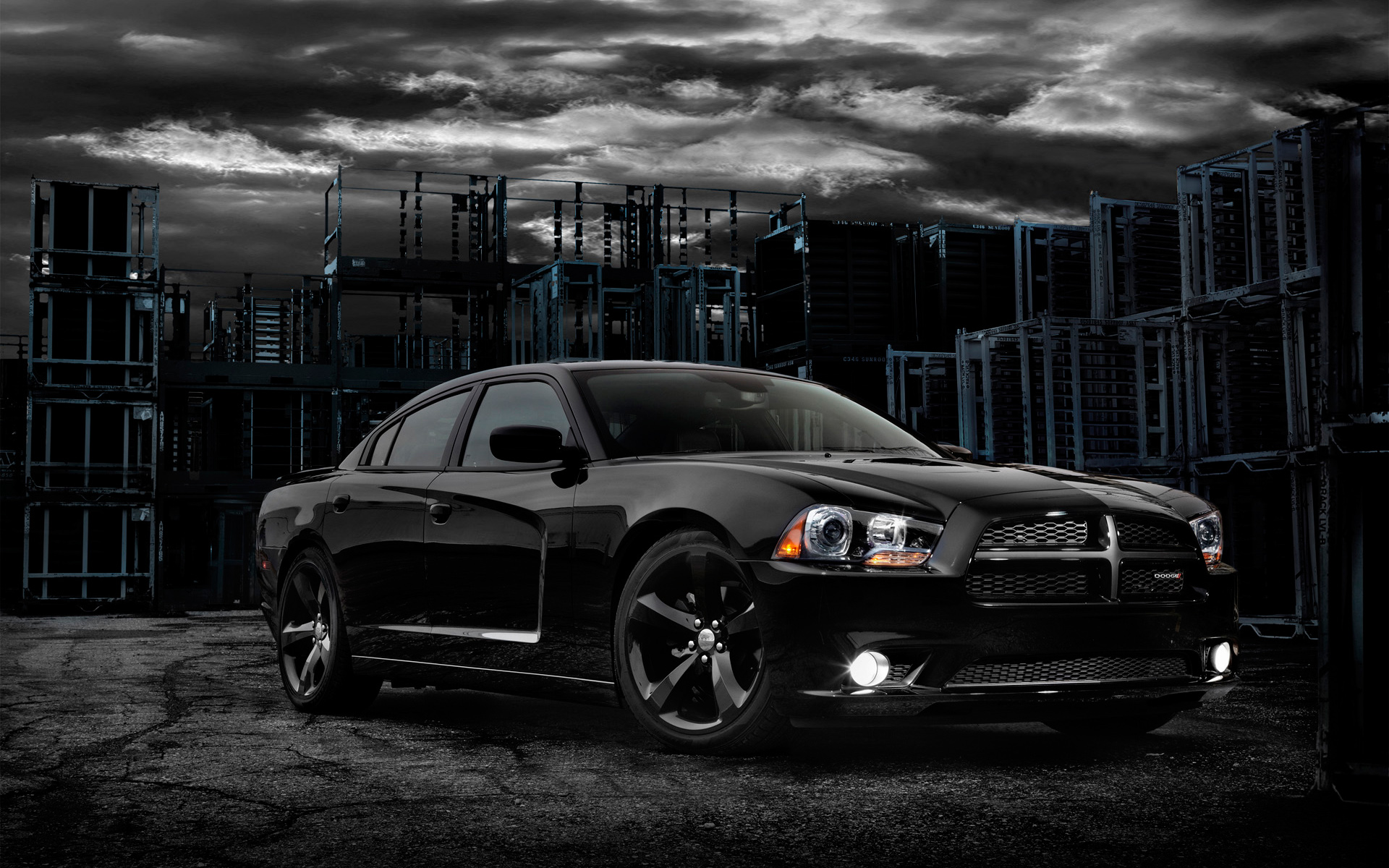Free Dodge Charger Wallpaper