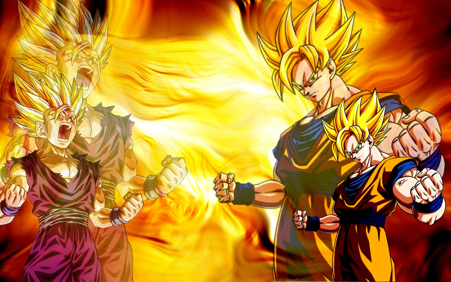 Free Dragon Ball Z Wallpaper