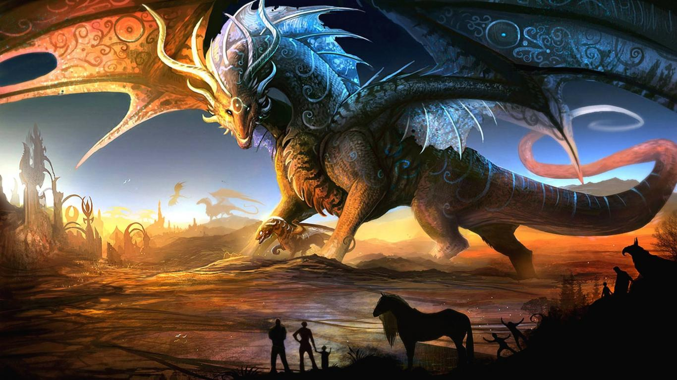 Free Dragon Picture