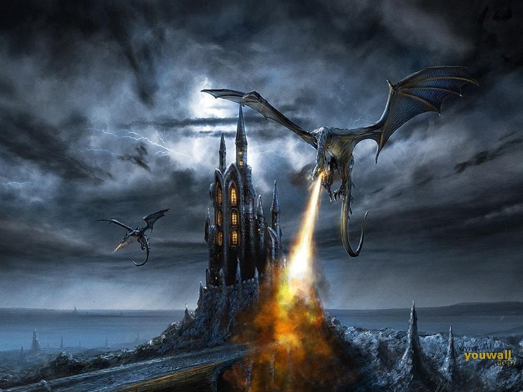 Free Dragon Wallpaper 1024x768 4820