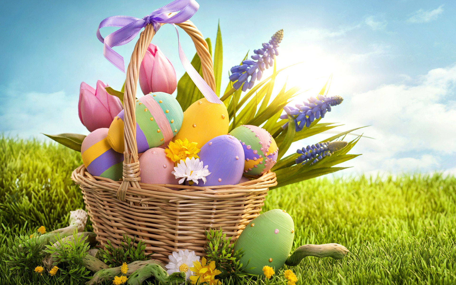Free Easter Screensavers