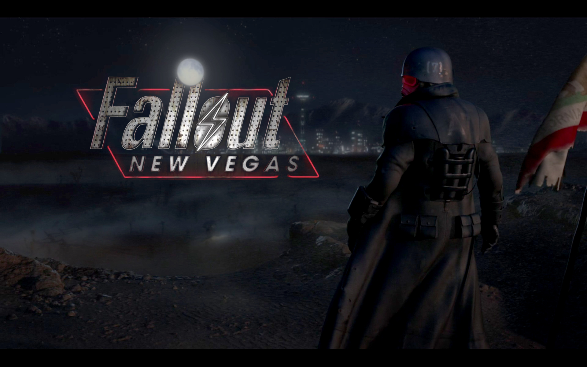 Free Fallout New Vegas Wallpaper