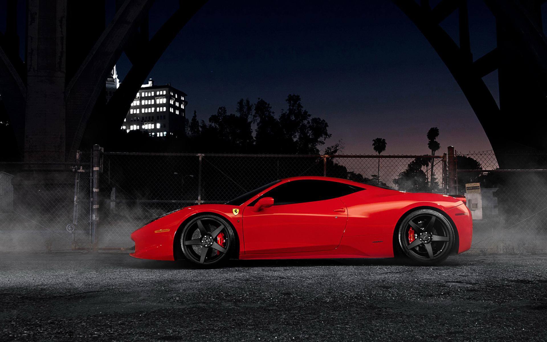 Ferrari 458 Car Wallpaper 22395