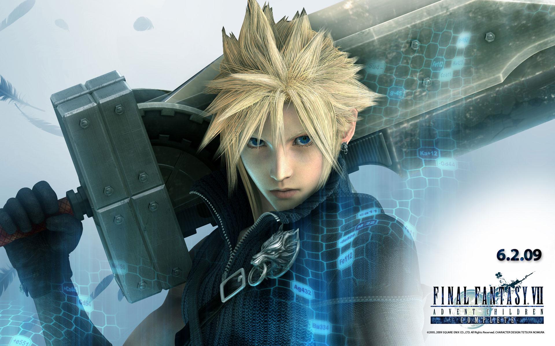 Cloud Final Fantasy Vii Wallpaper Details and Download Free