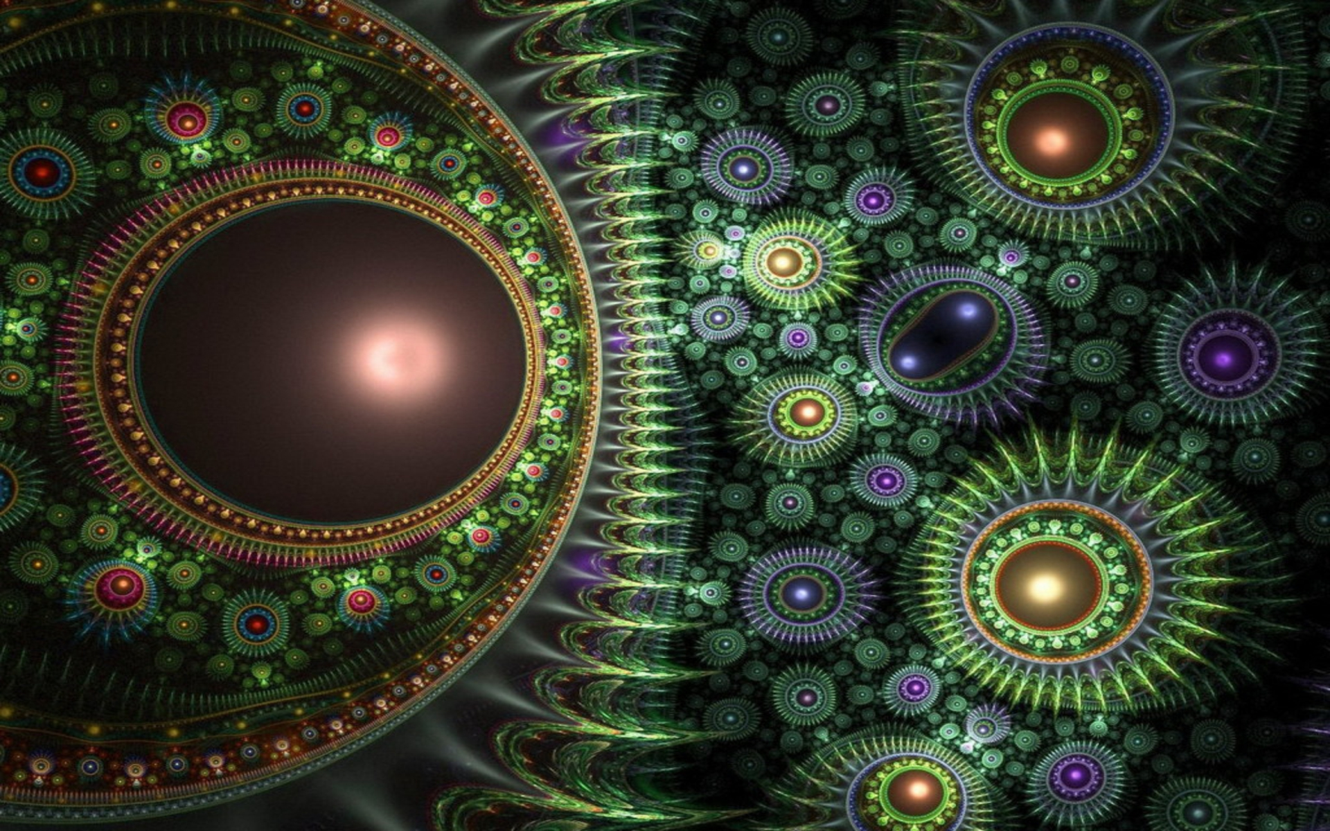 DOWNLOAD: fractal-wallpaper free picture 2560 x 1600