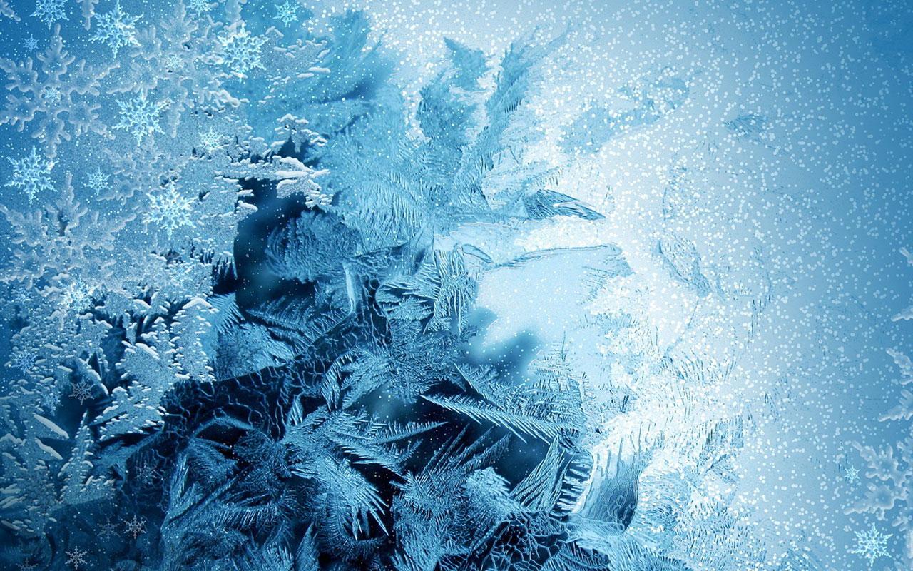 Free Frost Wallpaper