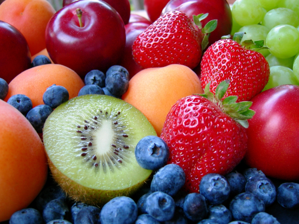 Free Fruit Wallpaper