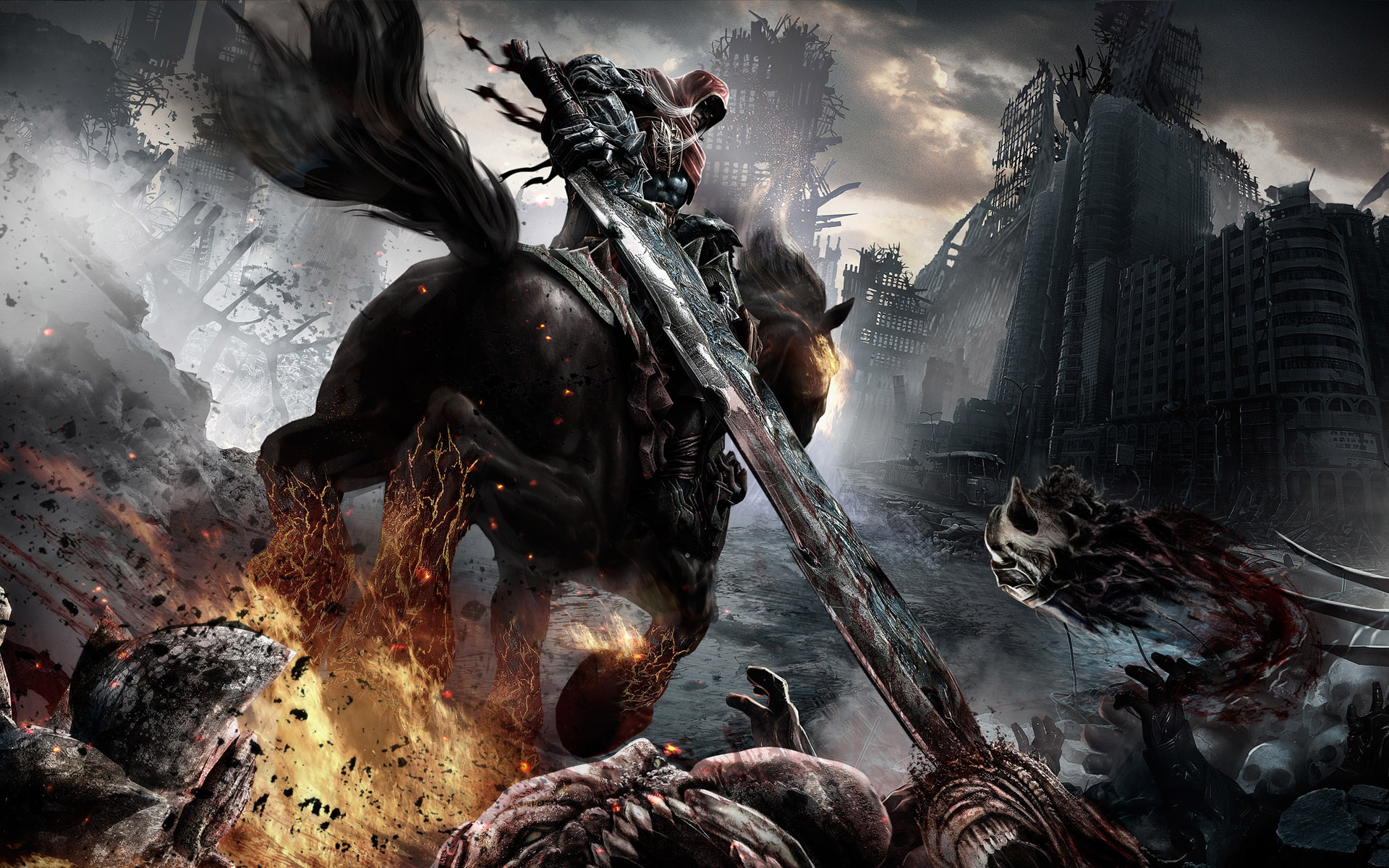 Lords Of The Fallen Wallpaper 1280x720 78973