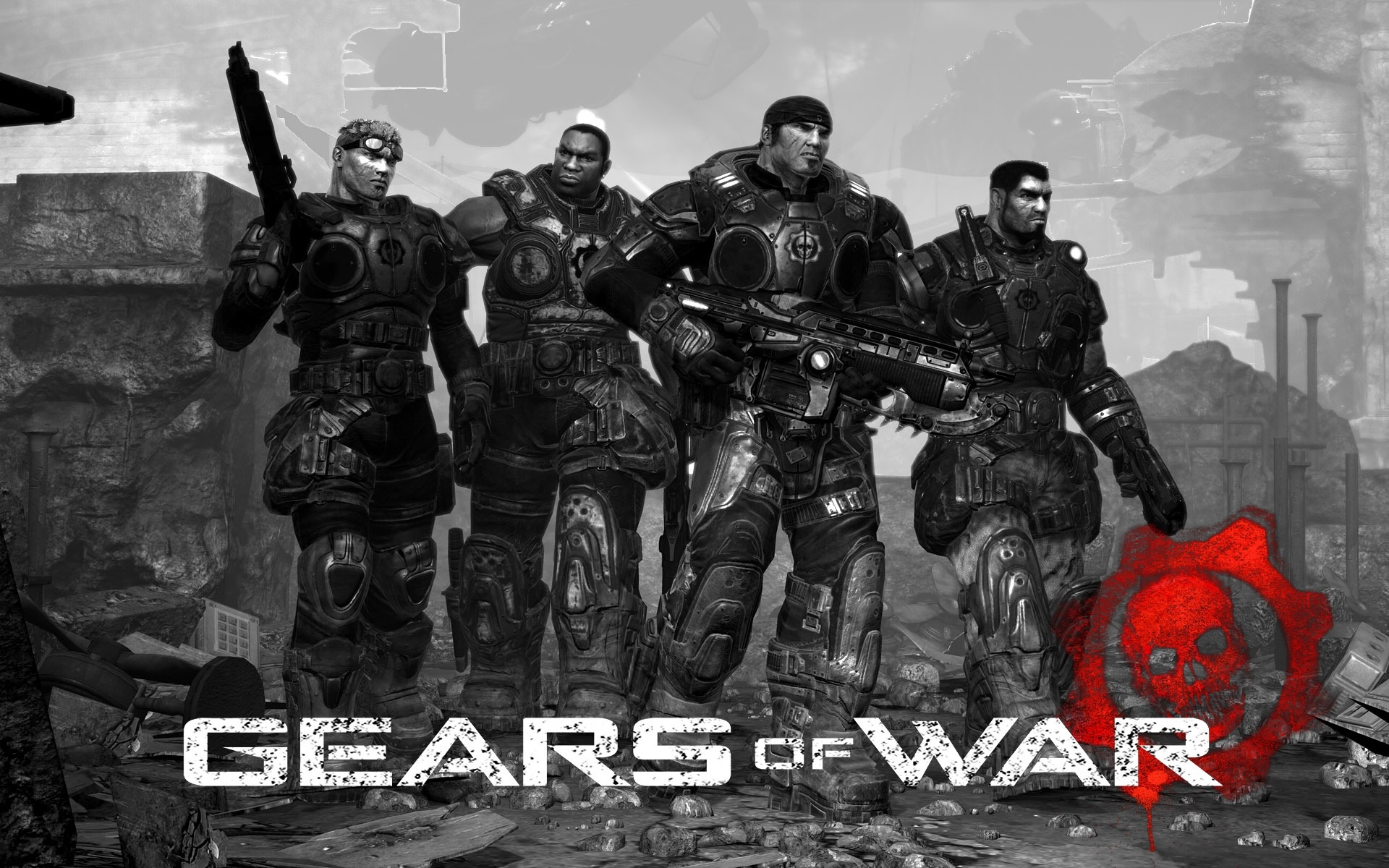 Free Gears Of War Wallpaper