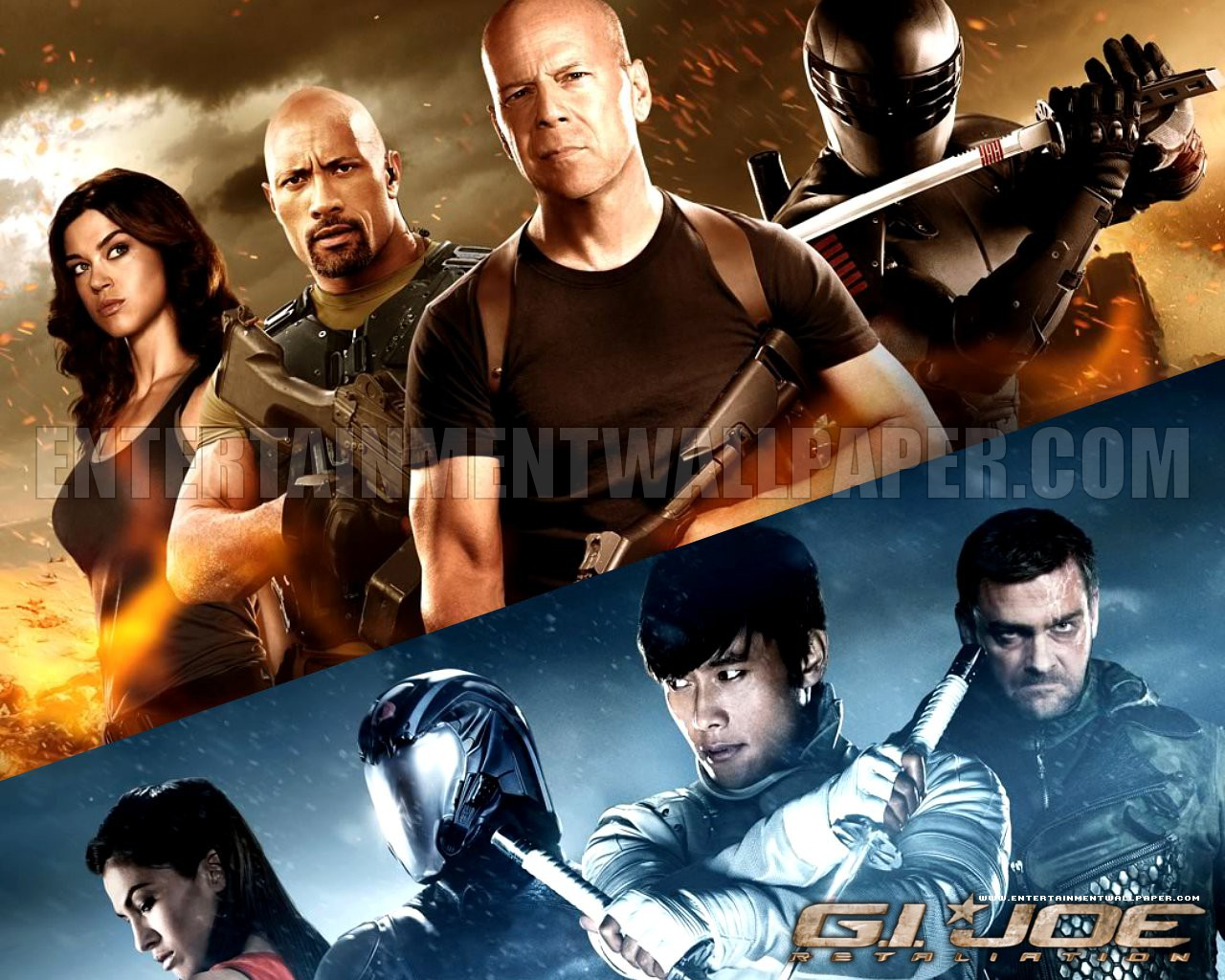 Free GI Joe Retaliation Wallpaper