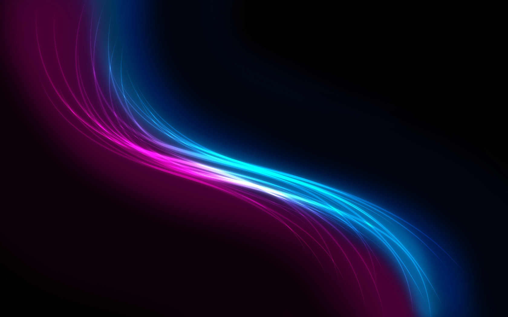 Free Glowing Wallpaper ...