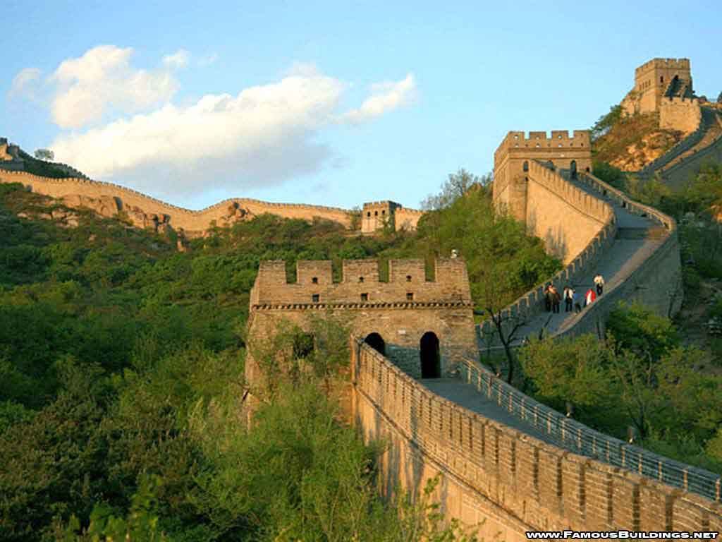 Free Great Wall of China Wallpaper