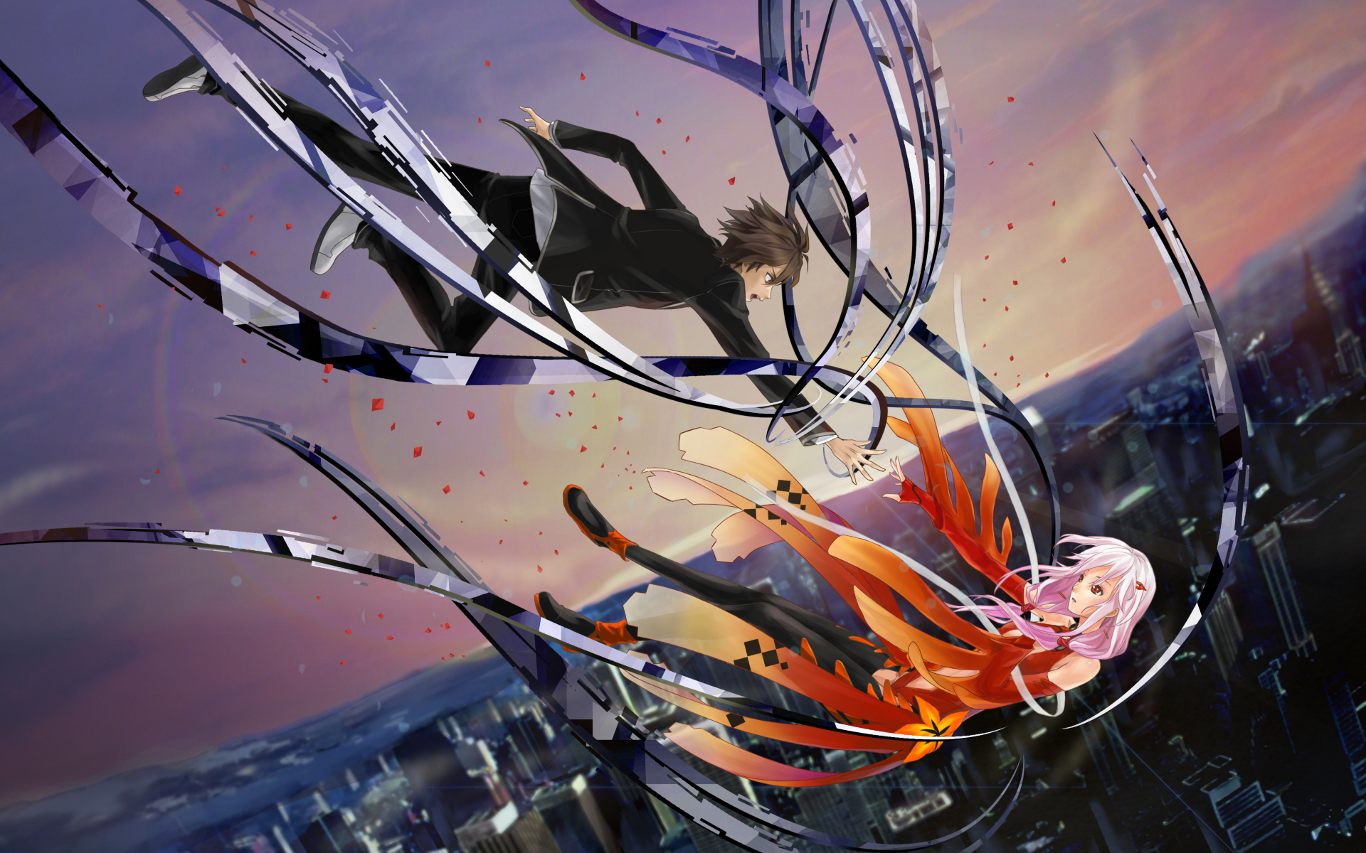 Free Guilty Crown Wallpaper