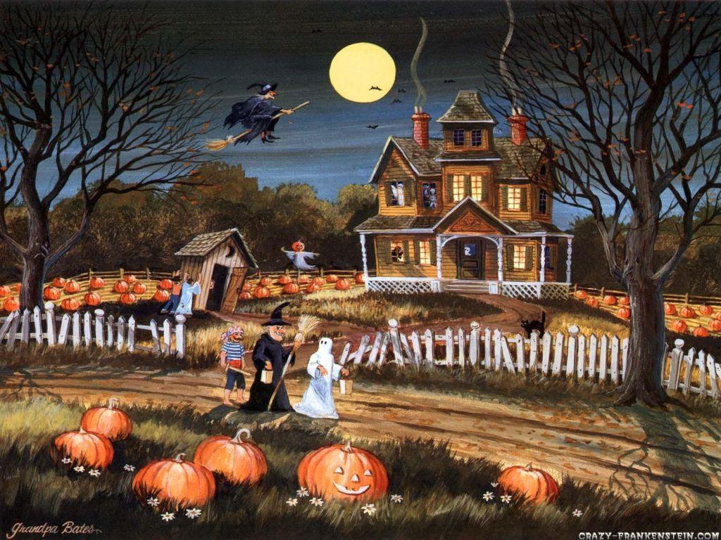 Image for Free Halloween Wallpaper Desktop