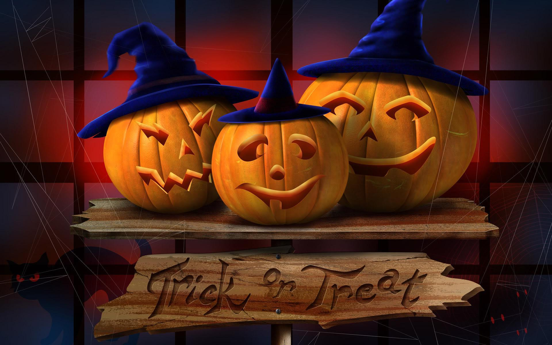 ... free-halloween-wallpaper ...