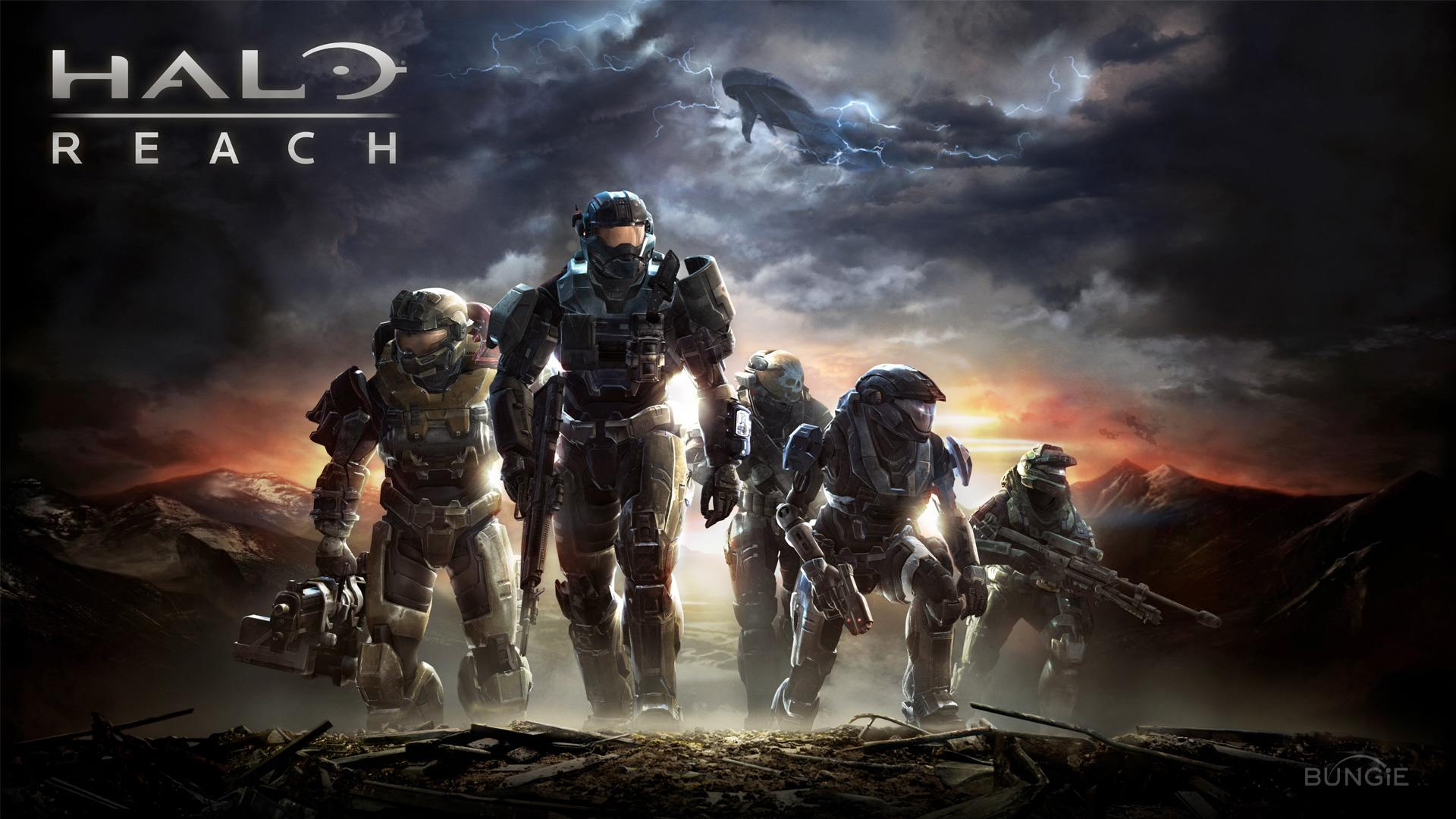 Free Halo Reach Wallpaper
