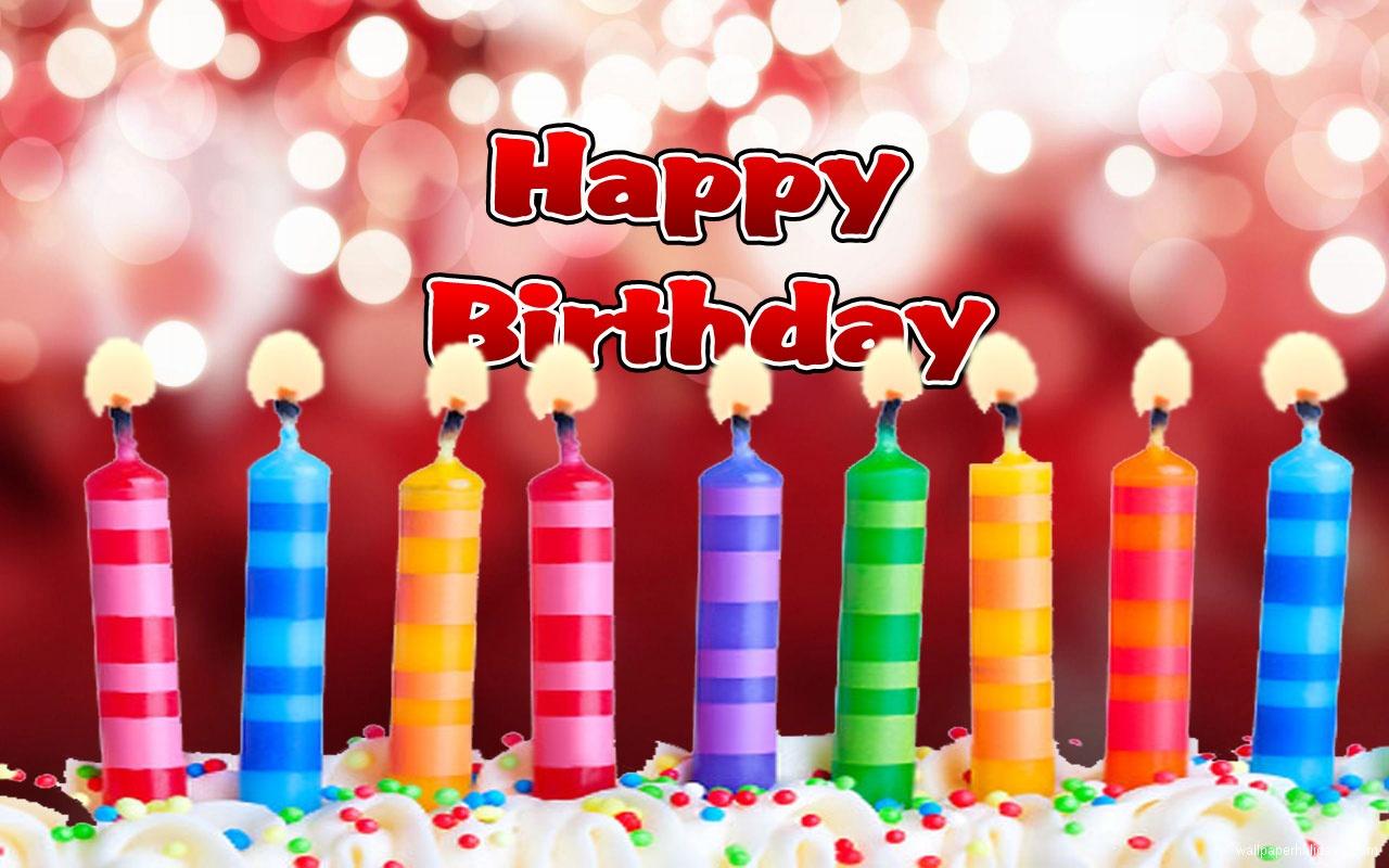 ... Happy Birthday HD Wallpaper