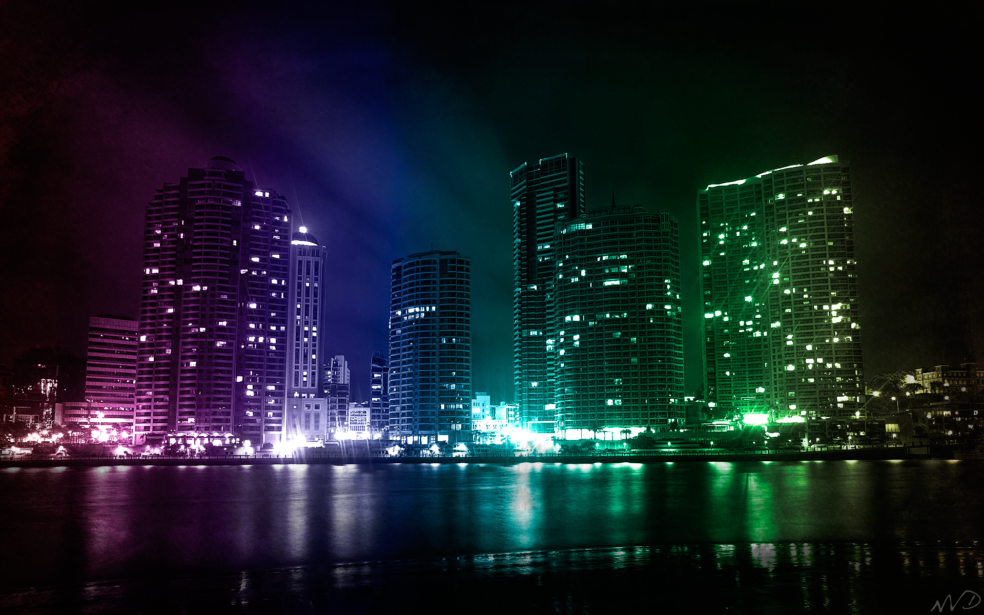 ... city wallpaper 3 ...