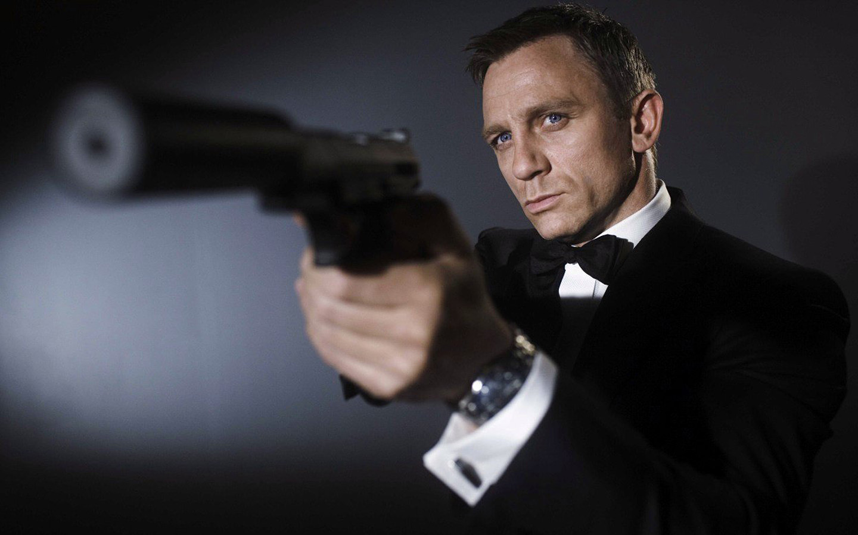 Free James Bond Wallpaper