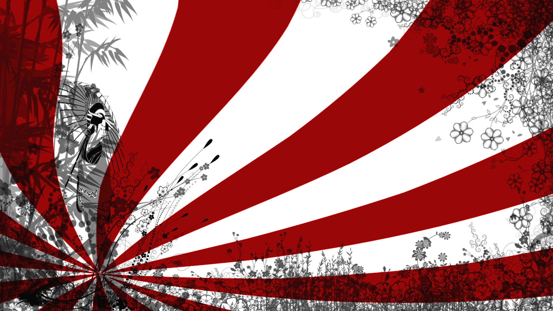 Japanese Flag Wallpaper Free Download