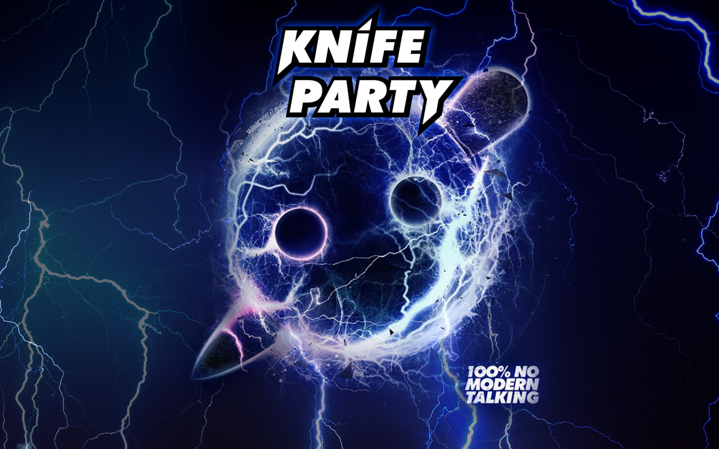 Free Knife Party Wallpaper