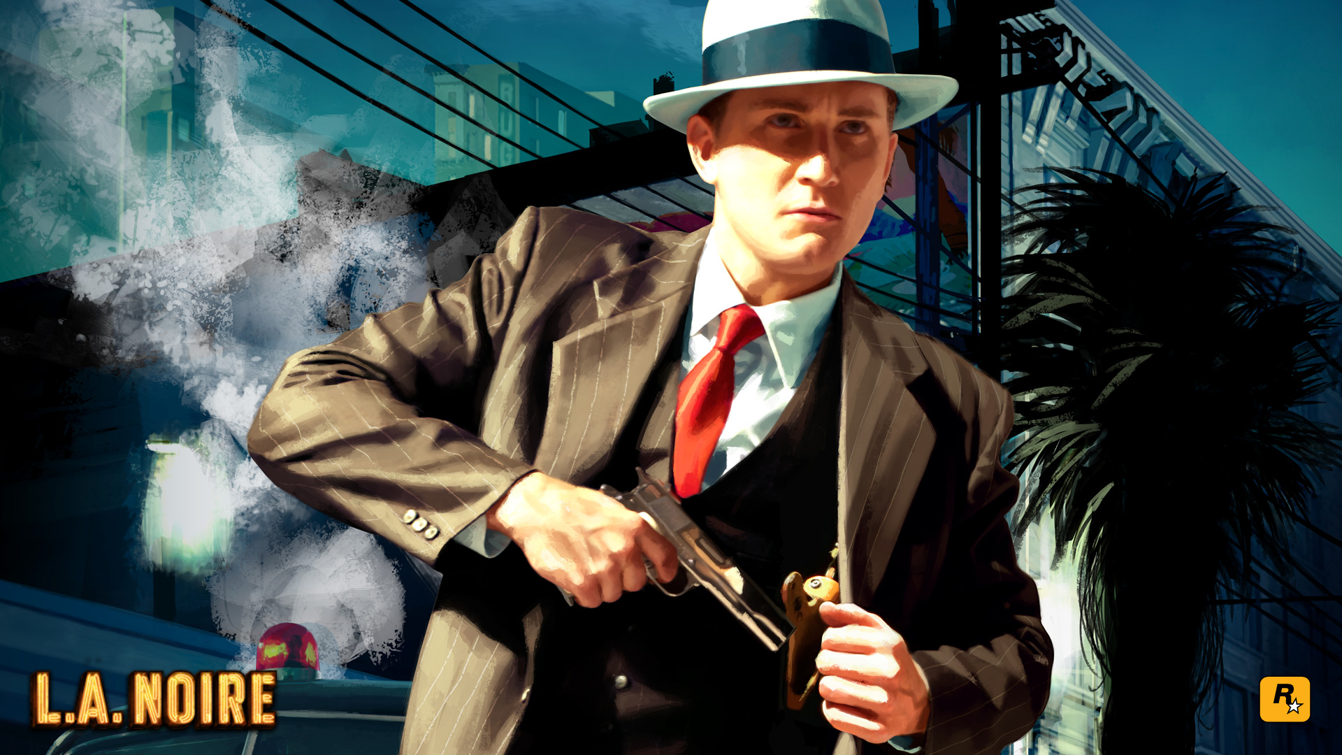 Video Game L.A. Noire Wallpaper Details and Download Free