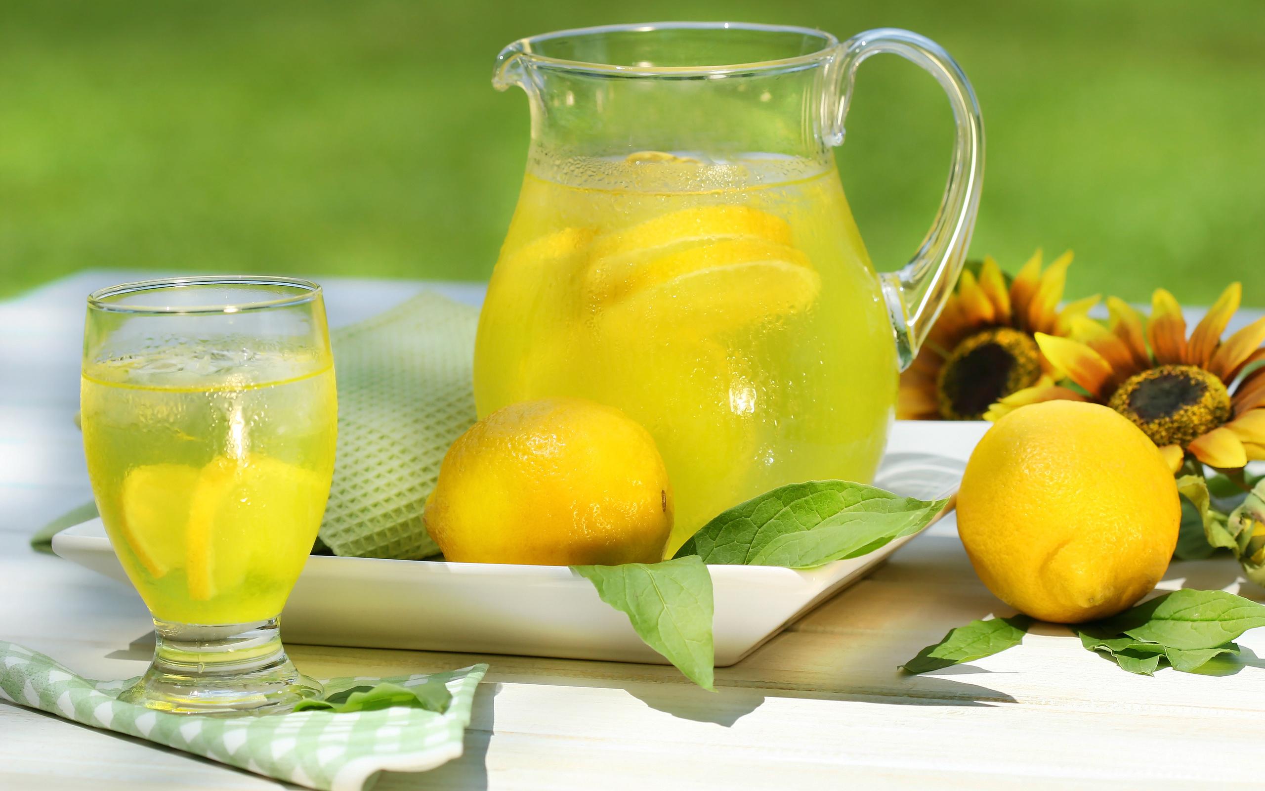Free Lemonade Wallpaper