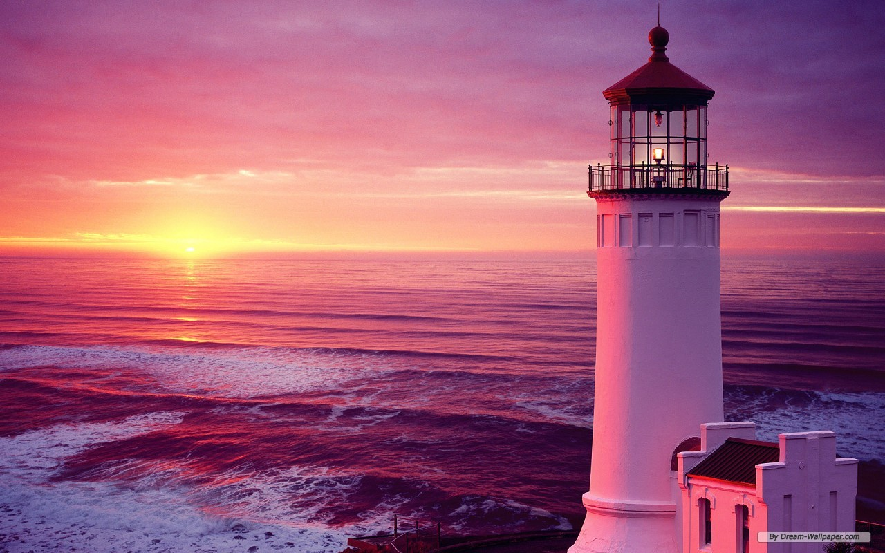 Free Lighthouse Wallpaper