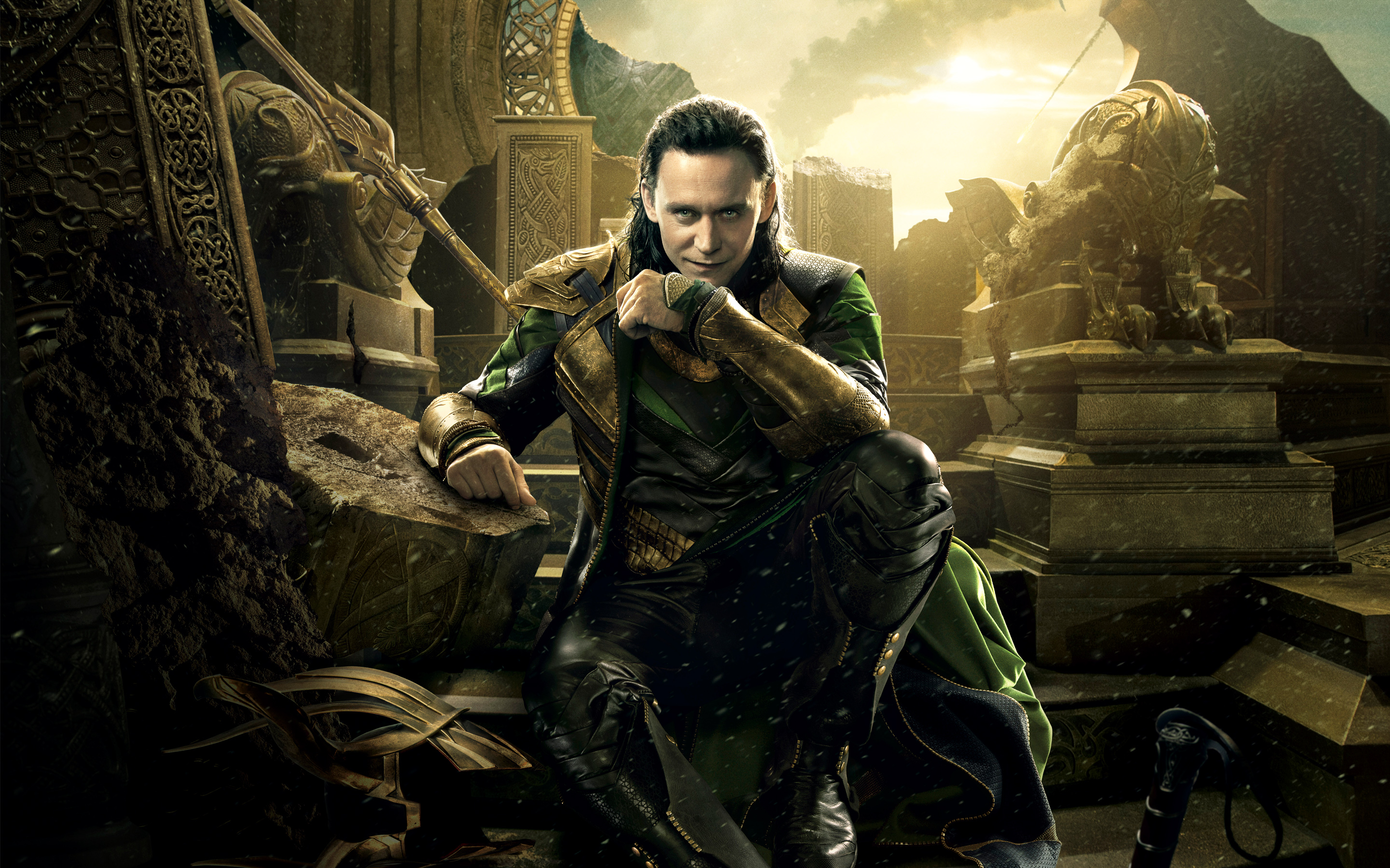 Free Loki Wallpaper