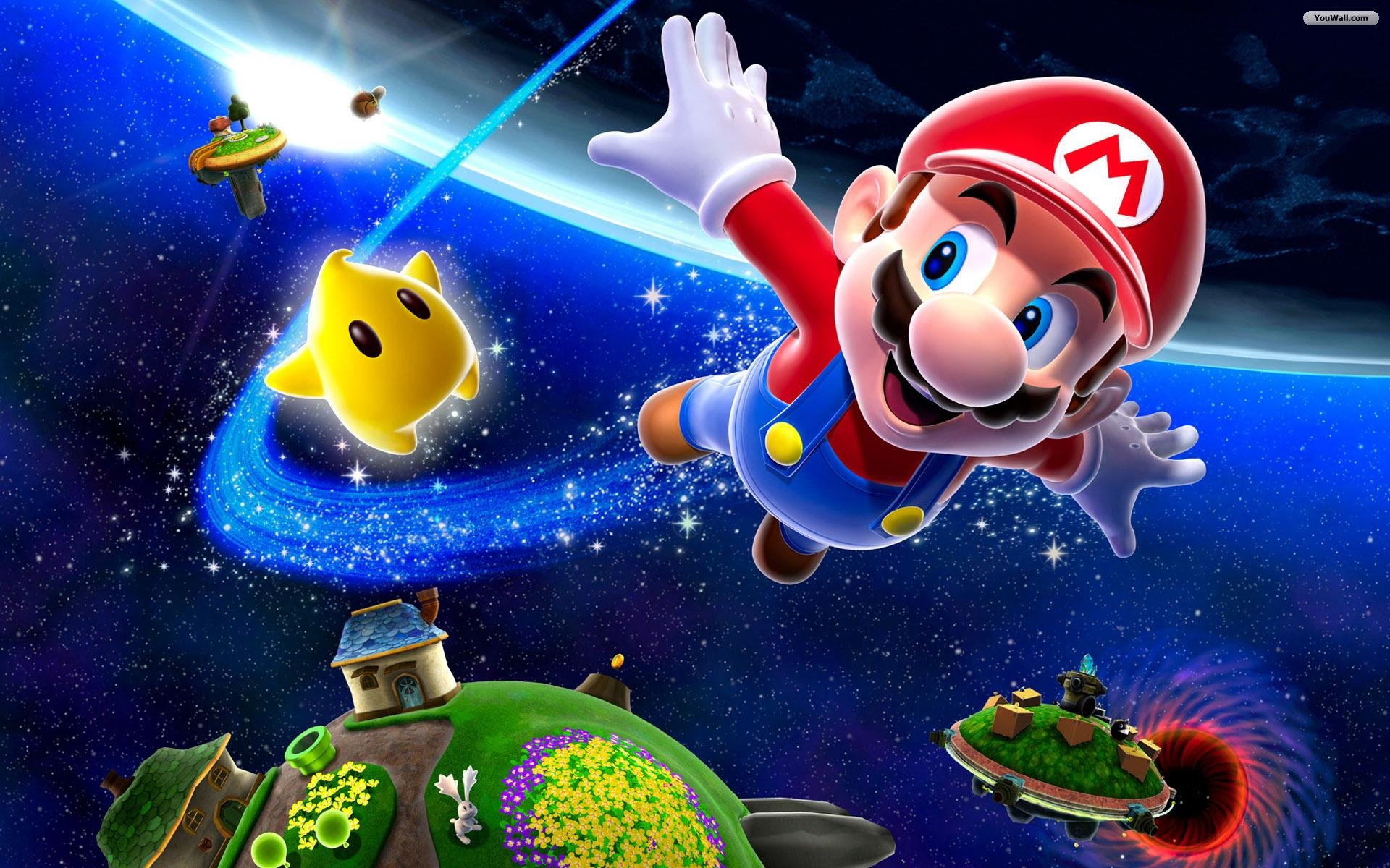 Free Mario Wallpaper 11498