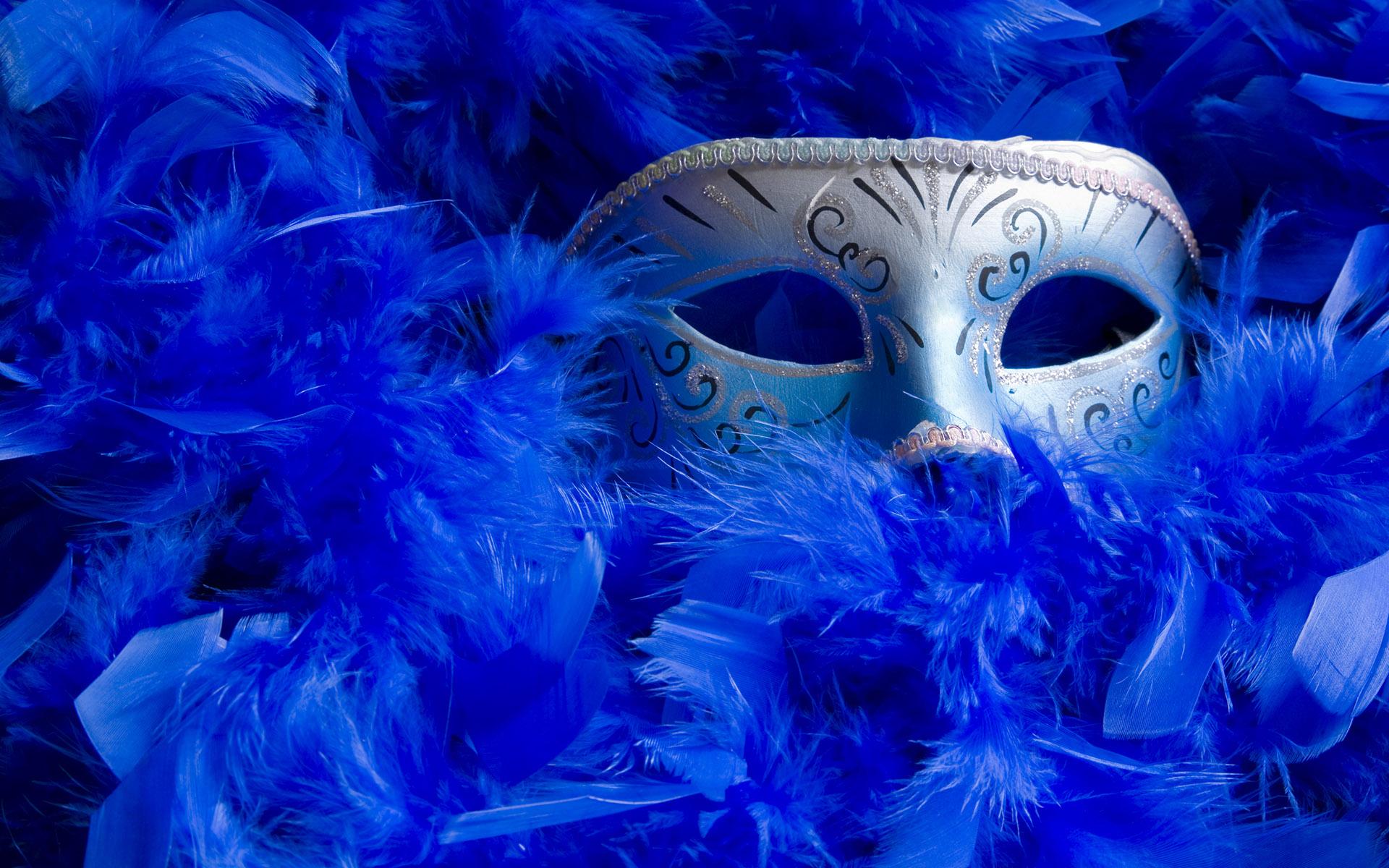 Free Masquerade Mask Wallpaper