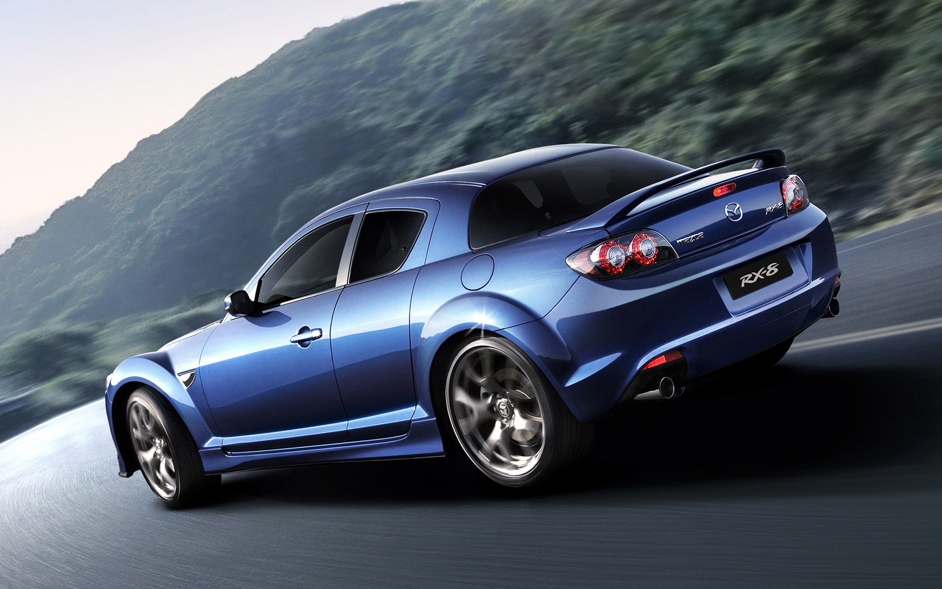 Free Mazda rx8 Wallpaper