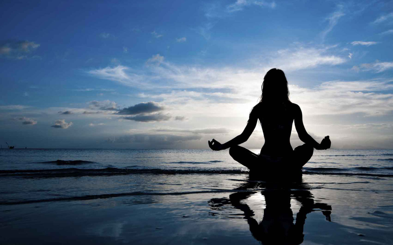 Free Meditation Wallpaper
