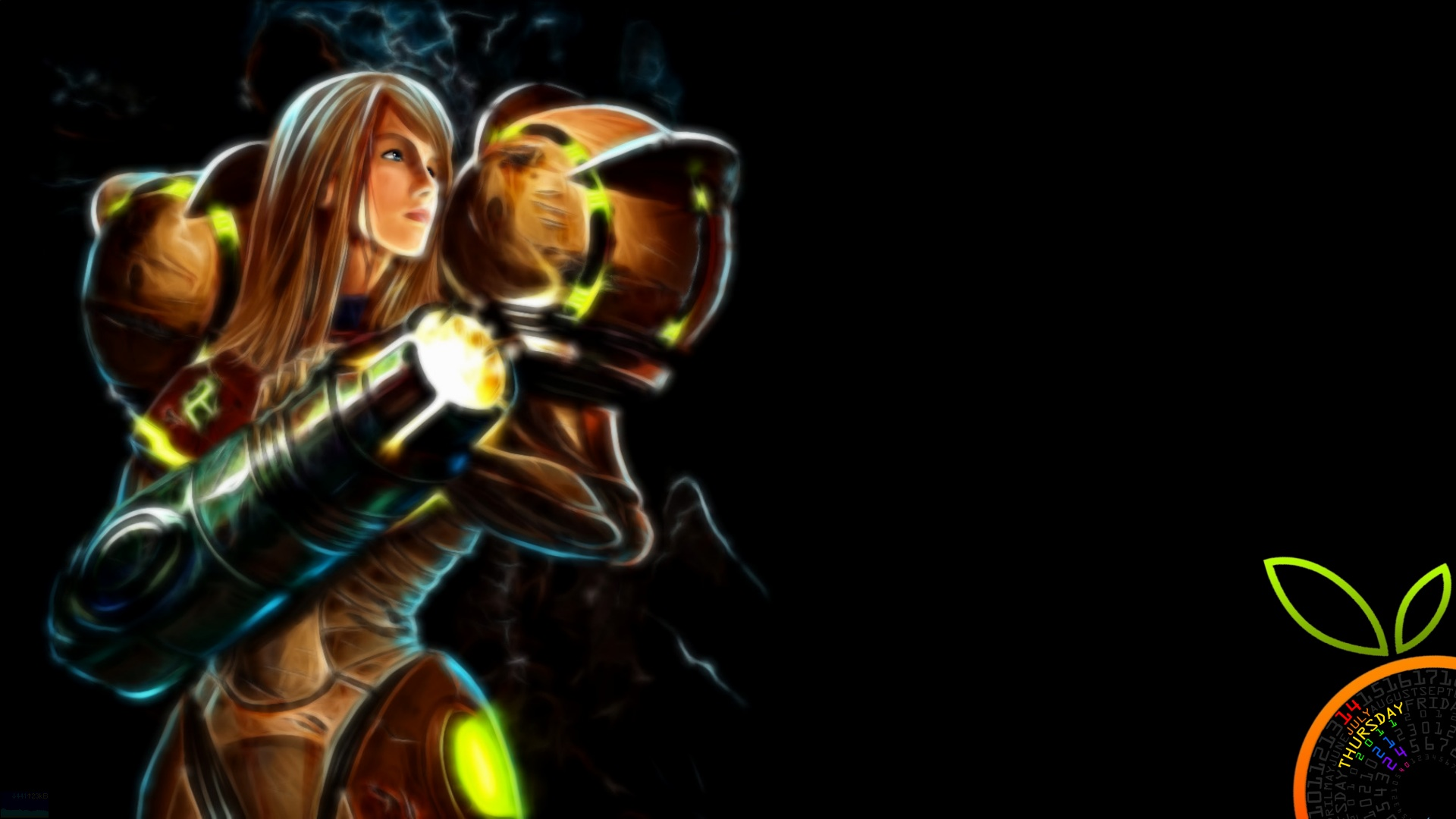 Free Metroid Wallpaper
