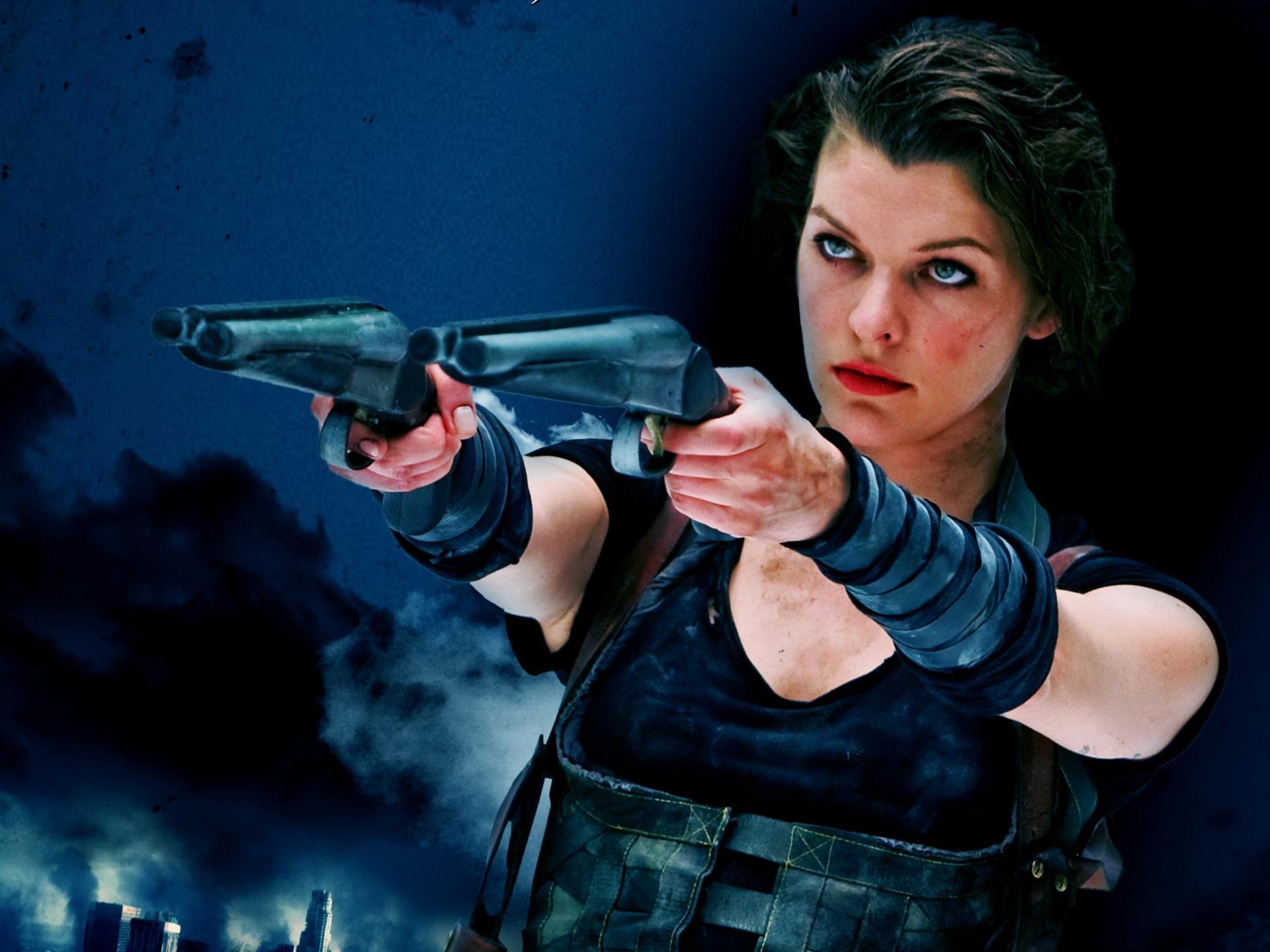 Milla Jovovich full hd pics